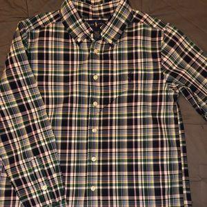 Boys Ralph Lauren shirt size Medium 10/12